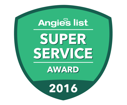 C&J Well Co. Wins Angie's List's 2016 Super Service Award