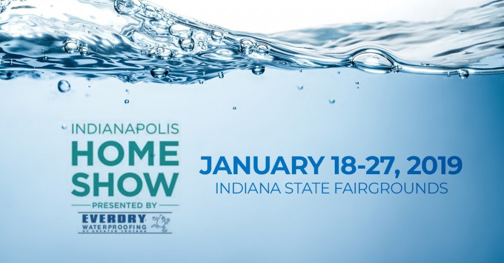 C&J Well Co. at the Indianapolis Home Show, January 18-27, 2019