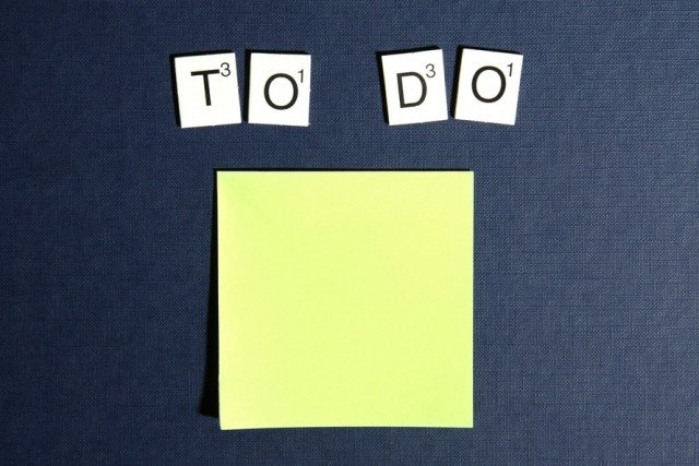 Well to-do list