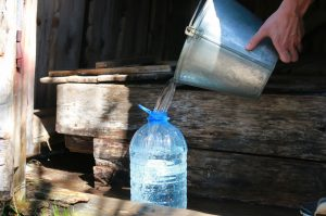 Well Water Disinfection